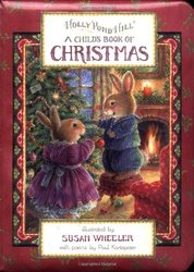 Holly Pond Hill: A Child's Book of Christmas (Board book)