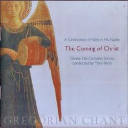 CD - The Coming of Christ