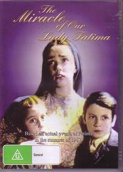 DVD - Miracle of Our Lady of Fatima
