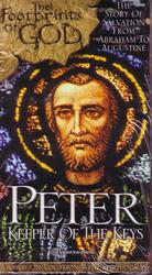 DVD - The Footprints of God: Peter - Keeper Of The Keys
