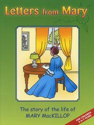 Letters From Mary - activity book
