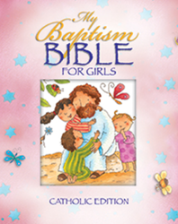 My Baptism Bible For Girls
