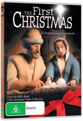 DVD First Christmas (clay fig)
