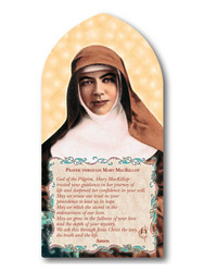 St. Mary MacKillop - hanging plaque